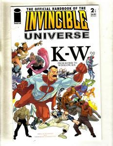Invincible Universe K-W # 2 Of 2 Image Comics TPB Graphic Novel Book J102