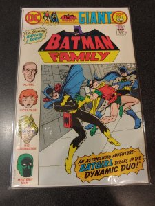 The Batman Family #2 (1975) HIGH GRADE