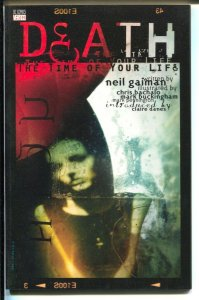 Death-The Time Of Your Life-Neil Gaiman-1997-PB-VG/FN