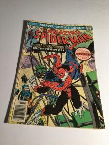 Amazing Spider-Man 161 Vg Very Good 4.0