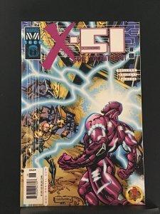 X-51 #6 (2000)