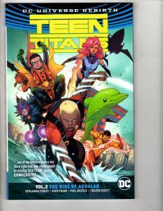 Teen Titans Vol. # 2 The Rise Of Aqualad DC Comics Graphic Novel Comic Book J304