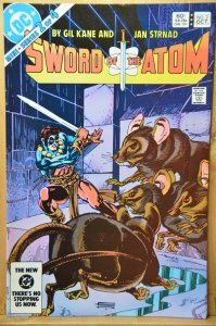 Sword of the Atom #2 (1983) Gil Kane Art !!!