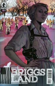 Briggs Land #1 VF/NM; Dark Horse | save on shipping - details inside