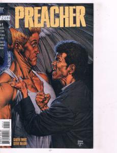 Preacher # 4 NM DC Vertigo Comic Book AMC TV Series Garth Ennis Fabry 96' GI1