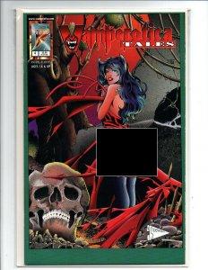 Vamperotica Tales #4 Variant Edition - Kirk Lindo - sexy vampire gi
