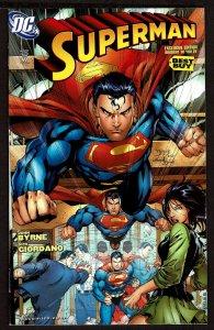 Superman Best Buy DVD Mini Comic (2006, DC) 9.0 VF/NM