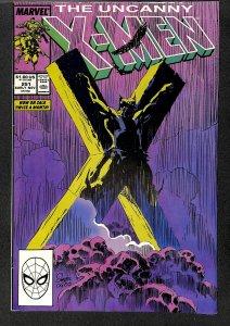 The Uncanny X-Men #251 (1989)
