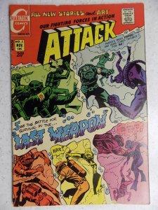 Attack #2 (1971)
