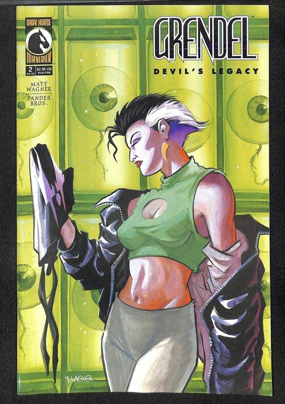 Grendel: Devil's Legacy #2 (2000)