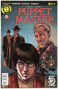 PUPPET MASTER #12, NM, Bloody Mess, 2015, Dolls, Killers,more HORROR  in store,A