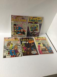 Supermans Girl Friend Lois Lane 40 44 49 50 67 2.5-4.5 Good+ / Very Good+ A22