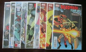 Deadpool Team Up lot #890 - 896 & 898 & 899 (2nd series) 8.0 VF (2010)