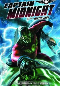 Captain Midnight (2nd Series) TPB #1 VF/NM; Dark Horse | save on shipping - deta