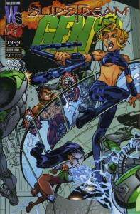Gen13 Annual #1999 FN; Image | save on shipping - details inside