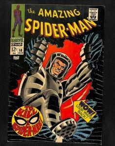 Amazing Spider-Man #58 2nd Spider Slayer!