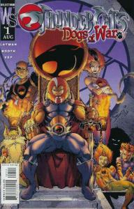 ThunderCats: Dogs of War #1A VF/NM; WildStorm | save on shipping - details insid