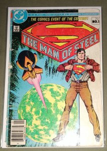 The Man of Steel #1 (1986)