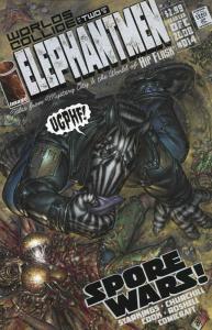 Elephantmen #14 VF/NM; Image | save on shipping - details inside