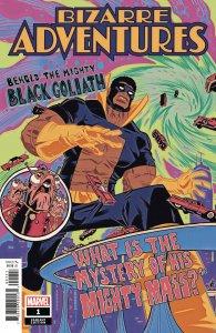 Bizarre Adventures #1 Conley Variant (Marvel, 2019) NM