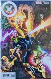 X-MEN #1 BRADSHAW EXCLUSIVE VARIANT