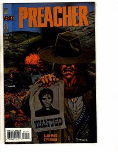 Preacher # 2 FN/VF 1st Print DC Vertigo Comic Book AMC TV Show Hot Series CR24