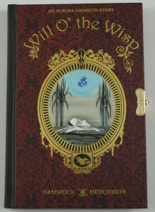 Will O' the Wisp HC OGN VF/NM - archaia comics - tom hammock megan hutchinson