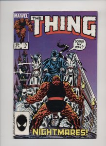 The Thing #19 (1985)