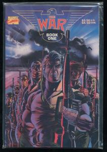 Marvel Comics, THE WAR ~ Book ONE - VF/NM (SIC401)