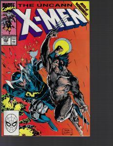 Uncanny X-Men #258 (Marvel, 1990)