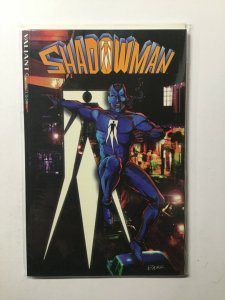 Shadowman Tpb Sc Softcover Near Mint Nm Valiant
