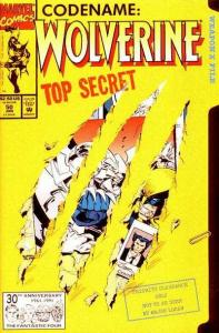 Wolverine (1988 series) #50, NM (Stock photo)