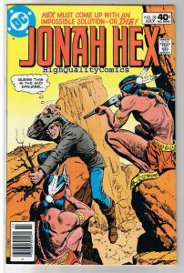 JONAH HEX #38, VF/NM, Iron Dog's Gold, Scar, 1977, more JH in store