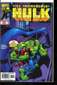 The Incredible Hulk #465 (1998)