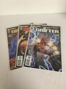 Grifter 1-3 Lot Set Run Nm Near Mint DC Comics New 52