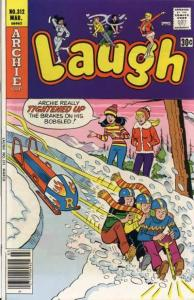 Laugh Comics #312, VF (Stock photo)