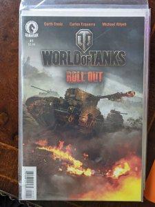 World of Tanks #1 (2016)