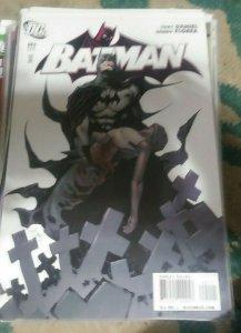 Batman #694 2010 dc comics oricle penguin black mask tony daniel