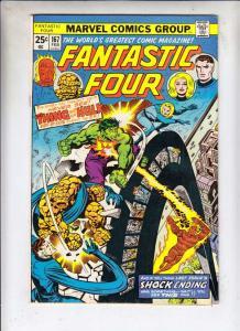 Fantastic Four #167 (Apr-76) VF/NM High-Grade Fantastic Four, Mr. Fantastic (...