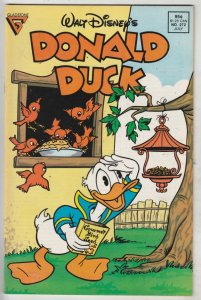 Donald Duck #272 (Sep-89) FN/VF Mid-High-Grade Donald Duck
