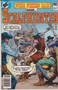Weird Western Tales #59