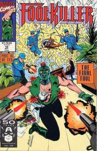 Foolkiller (1990 series) #10, VF+ (Stock photo)