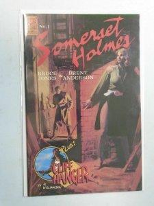 Somerset Holmes #1 (1983) NM