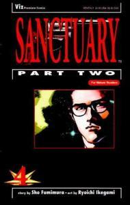 Sanctuary Part 2 #4 VF/NM; Viz | save on shipping - details inside