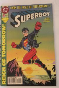 Superboy 1 NM