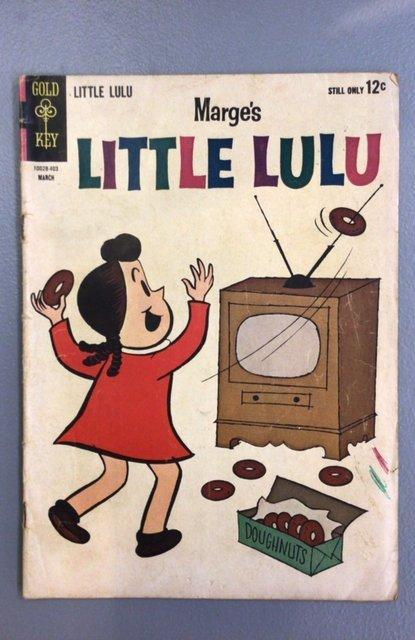 Marge's Little Lulu #171 (1964)