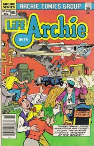 Life with Archie (1958 series) #245, VF- (Stock photo)