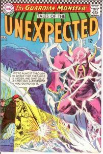UNEXPECTED (TALES OF) 101 VF  July 1967 COMICS BOOK