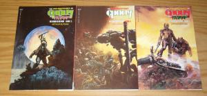 New Adventures of Cholly and Flytrap #1-3 VF/NM complete series ARTHUR SUYDAM 2