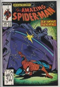 Amazing Spider-Man #305 (Sep-88) NM- High-Grade Spider-Man